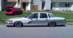 Lincoln Town Car Lowrider Cars Cars Lincoln Town Car Classic Cars