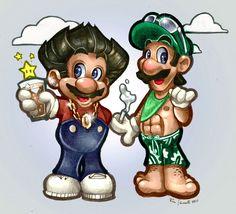 Mario bling
