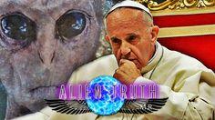 El Vaticano le teme a la verdad de los Extraterrestres | Alien Truth