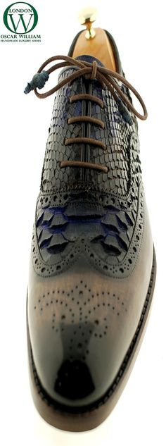 buy popular 6fee1 c0163 Oscar William Shoemakers Chaussure Classe, Chaussures Homme, Mode Masculine