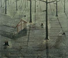 Michael Raedecker, Beam 2000.