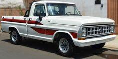 1990 Ford F-1000 Super Serie MWM Diesel: