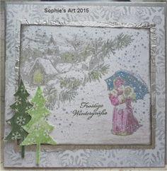 Sophie's Art: Ich wünsche euch von Herzen eine gutes neues Jahr ...