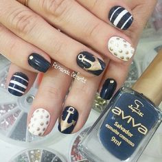 Instagram media by fernandadefante - Katia. #unhaslindas #unhasbemfeitas #unhastop #artnail #supervaidosa #superdelicada #superlinda #manicure #tubinhoscoloridos #viciadaemesmaltes #nails_lovers #nailartcult #esmaltemix #marinheiro #lovenails #lovemanicure #artenailsoficiall #naoéadesivo #tudofeitoamaolivre #tubinhoscoloridos #jequiti