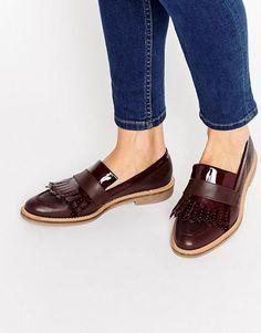 ASOS | ASOS MANNING Premium Leather Loafers