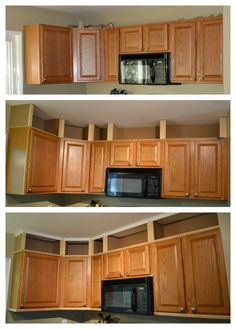 While my family's visit was short, we were able to do a little more work in the kitchen before their departure. After adding a top par...