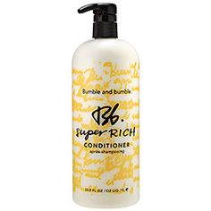 Another great super-conditioner. If you want something a bit heavier than Lush Retread, this is it. I like to alternate between the two.