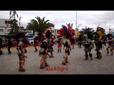 danzas tradicionales - San Luis de la Paz, Guanajuato, Mexico - YouTube