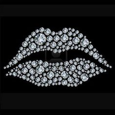 Rhinestone Kisses :)
