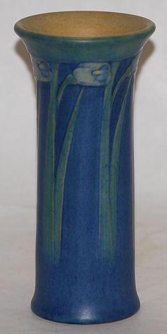 Newcomb College Pottery 1926 Vase (Irvine)