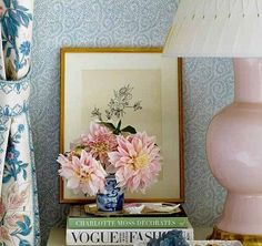 geoffrey bennison interiors images   They absolutely lend themselves to the English Country House look ...
