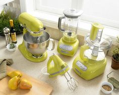 Tips for downsizing in your kitchen...good for anyone who wants to streamline your accessories