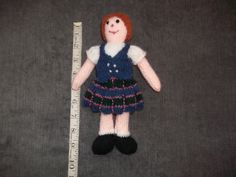 The height of the puppet id approx. 12 inches ..