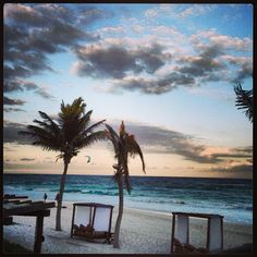 Ana y José Charming Hotel & Spa in Tulum, Quintana Roo. Location for recent wedding with Tiffany.