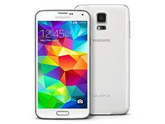 Samsung Galaxy S5 G900T TMobile Cellphone 16GB Shimmery White * You can find more details by visiting the image link. (Note:Amazon affiliate link)