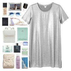 """""""EVER SEEN A PRINCESS BE A BAD BXTCH?"""" by elainesabine ❤ liked on Polyvore featuring Monki, Casetify, H&M, NARS Cosmetics, philosophy, Living Proof, A.P.C., Chanel, Essie and J.Crew"""