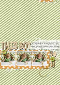 this is my page for the digital press scraplift challenge, scraplifting miims girl's This boy  using Wishing Well Creations by Laura Passage  - Summer Bucket List, Sunshower and Happy Things, and Count Your Blessings wood veneer bits