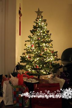 the good old christmas tree