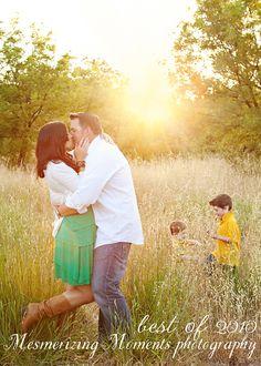 Mesmerizing Moments - Family Photography