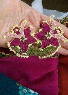 Alinti Needle Lace, Bobbin Lace, Irish Crochet, Crochet Motif, Your Girl, Knots, Elsa, Diy And Crafts, Cool Style
