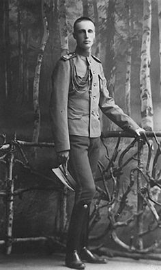 Prince Gabriel Constantinovich