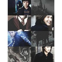 Harry Potter ❤ liked on Polyvore featuring harry potter and marauders