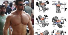 The Best Chest Exercises For Men to Include in a Workout