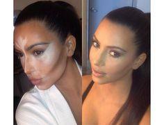 Make Chubby Cheeks Look Thinner Using Makeup