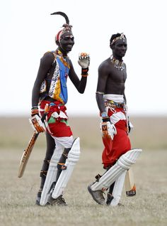 Maasai Cricket Warriors