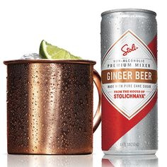 New RTD Stoli Ginger Beer launches in US