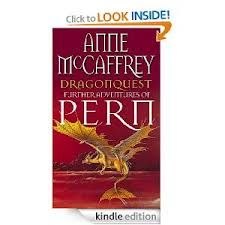 How many ways would my imagination have starved were it not fed by Anne McCaffrey's Pern books?