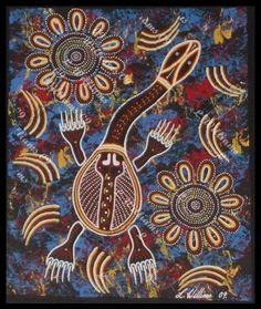 aboriginal art australian butterflies - Google Search