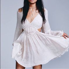 Free People Face the Facts Fit n Flare Dress Actual photos will be uploaded tomorrow. No I do not have other sizes. Free People Dresses Mini