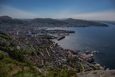 Photos of Norway, Home…. by Siggi007 My hometown Bergen. Captured a...