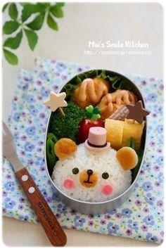 【ピンクハットのくまちゃん】 | Mai's スマイル キッチン