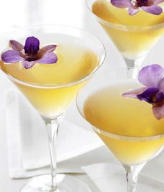 Butterfly Martini....