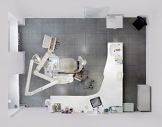 Life From Above photo series by Menno Aden