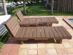Cool Recycled Pallet Projects to Enjoy Summer