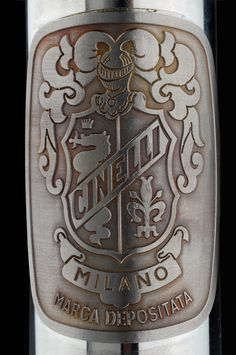 Cinelli Milano headset badge