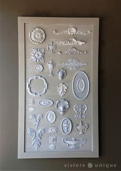 Efex™ Appliqués are flexible and can easily be glued to plain furniture or frames to create a one-of-a-kind custom piece. Paint Furniture, Furniture Projects, Furniture Makeover, Furniture Decor, Diy Projects, Furniture Stores, Furniture Refinishing, Furniture Online, Cheap Furniture