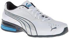 PUMA Men's Tazon 5 Cross-Training Shoe,White/Puma Silver/Methyl Blue,7 M US  https://in.kato.im/4be7e311a43cc26b32c73508b644852b8d173f23e710ff748de040316994d75/B00GV3GPPE.html