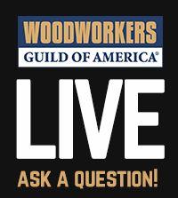 Love woodworking projects and tutorials? Ask a question! http://go.wwgoa.com/wwgoa-live-questions/?utm_content=bufferc2736&utm_medium=organic&utm_source=pinterest&utm_campaign=A217