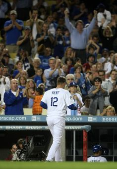 Jeff Kent Photos - San Diego Padres v Los Angeles Dodgers - Zimbio