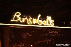 Buns & Balls - A Cheeky Burger Buzz   http://nessyeater.wordpress.com/2014/01/27/buns-balls-a-cheeky-burger-buzz/