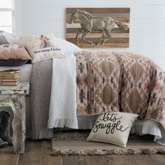 Let's Snuggle Bedding Collection