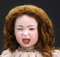 Antique crying Jumeau fetched over 37,000 dollars at auction.