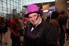 The Penguin - New York Comic Con 2013