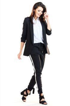 Haine negre dama - PrettyModa.ro Style, Fashion, Swag, Moda, Fashion Styles, Fashion Illustrations, Outfits