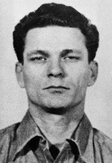 Frank Lee Morris. Escaped from Alcatraz. June.1962.