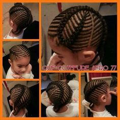 Www.kidshairstyles.com 1000+ Images About Natural Hairstyles For Kids   Braids, Twists